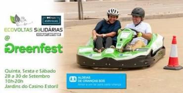 ECOKART PORTUGAL na 10.ª edição do Greenfest